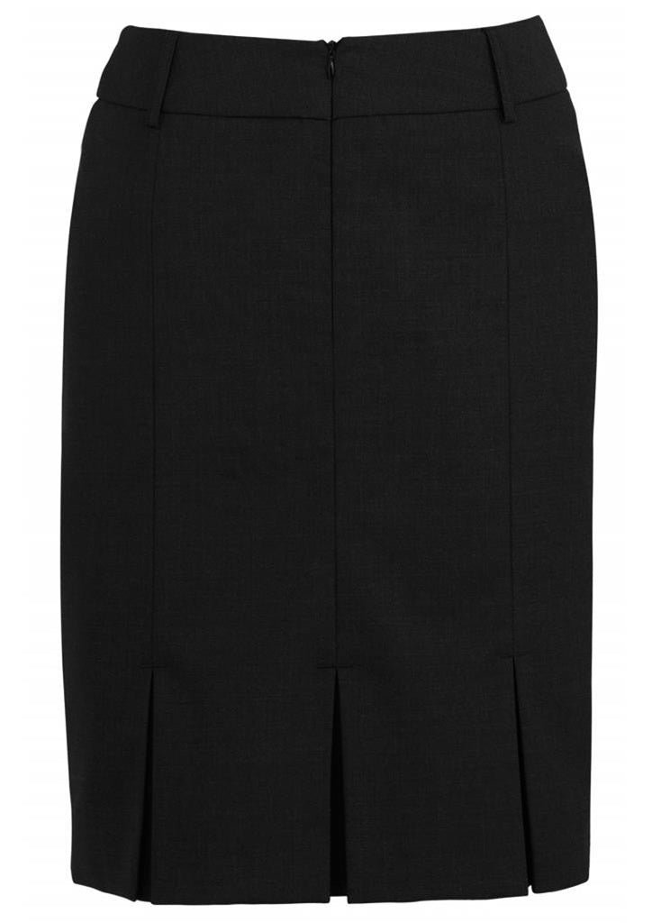 Biz Corporates-Biz Corporates Multi Pleat Skirt--Corporate Apparel Online - 3
