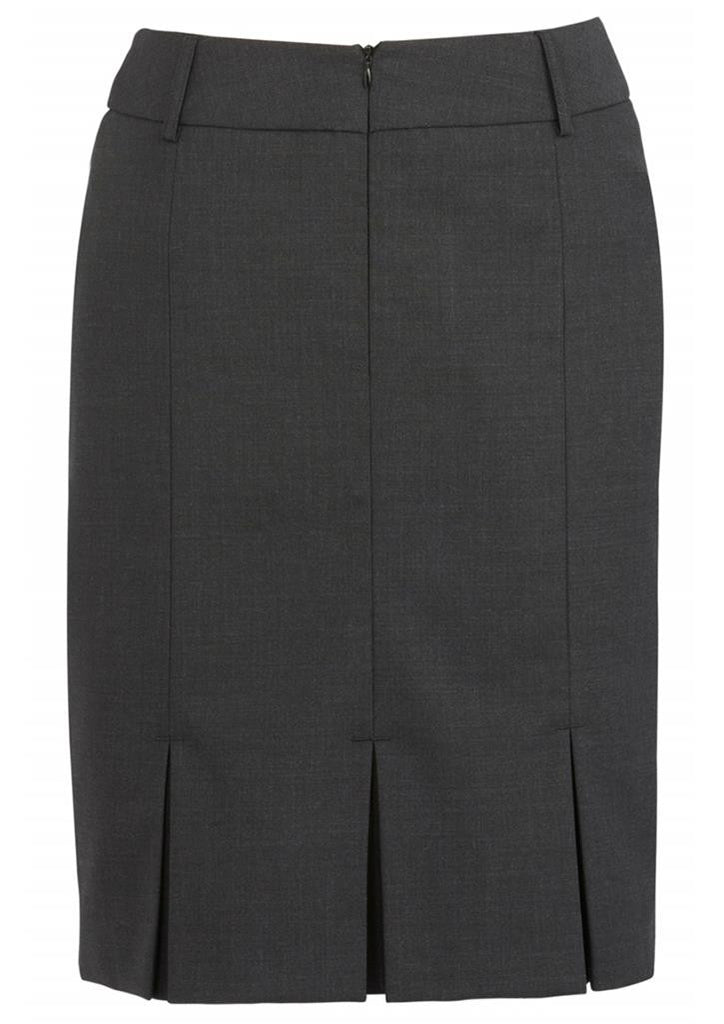 Biz Corporates-Biz Corporates Multi Pleat Skirt--Corporate Apparel Online - 5