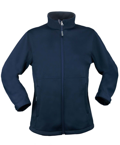 Stencil Bonded Softshell 3141 Ladies L/S Jacket