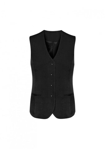 Biz Corporate Ladies Back Vest (54012)
