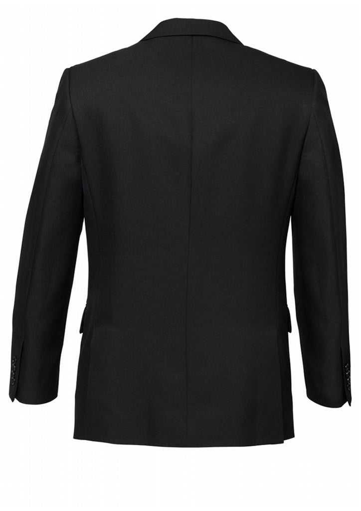 Biz Corporates-Biz Corporates Men's Single Breasted 2 Button Suit Jacket--Corporate Apparel Online - 3