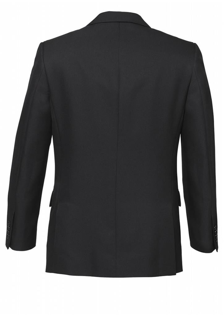Biz Corporates-Biz Corporates Men's Single Breasted 2 Button Suit Jacket--Corporate Apparel Online - 5
