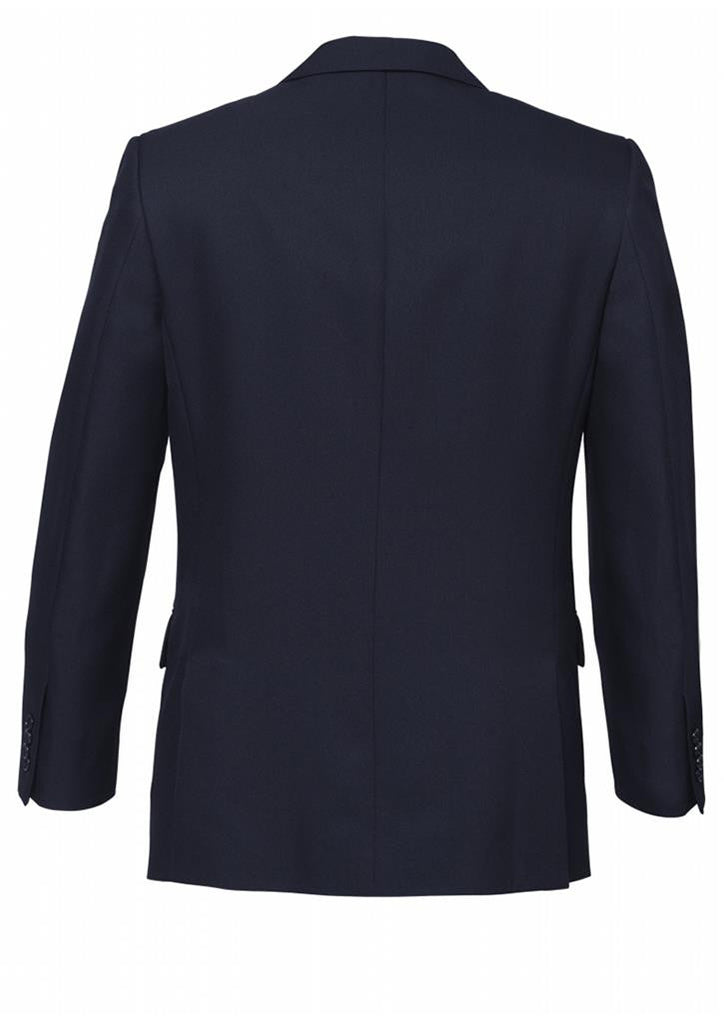 Biz Corporates-Biz Corporates Men's Single Breasted 2 Button Suit Jacket--Corporate Apparel Online - 7