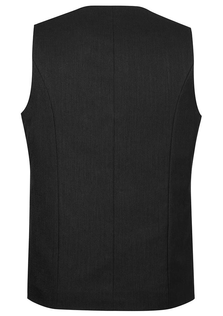 Biz Corporates-Biz Corporate Men's Longline Vest--Corporate Apparel Online - 3