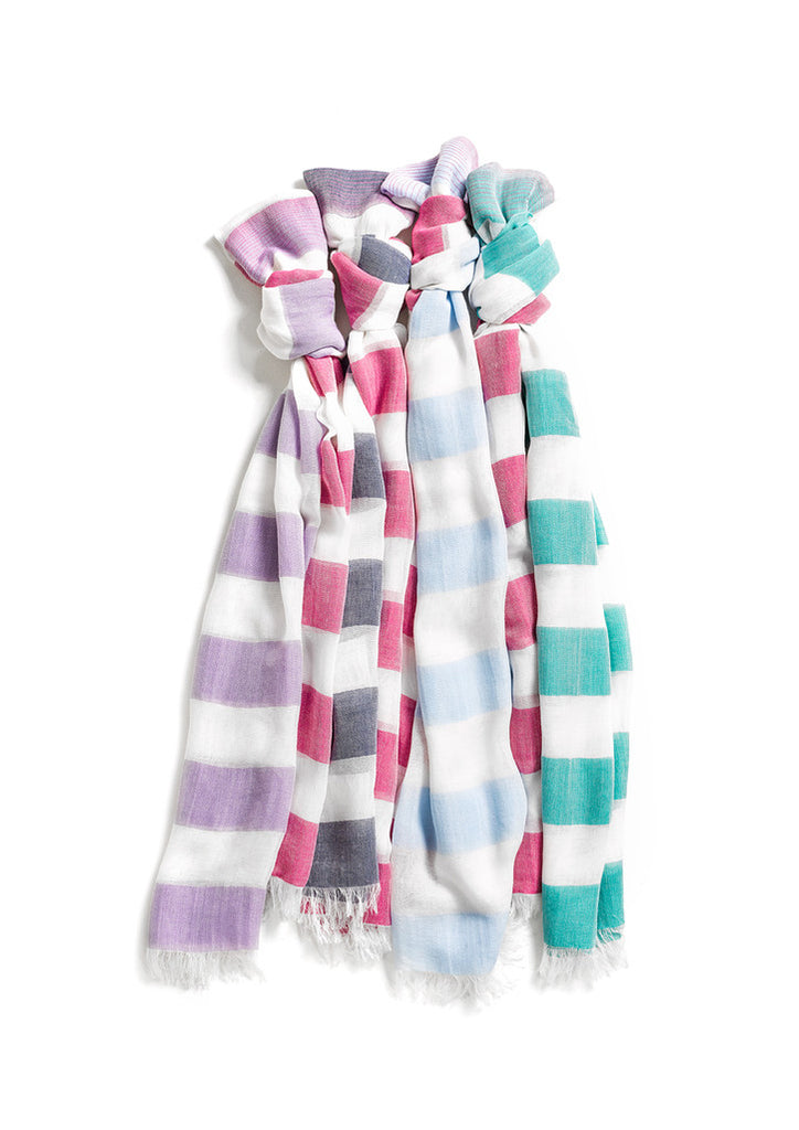 Biz Corporates-Biz Corporate Ladies Two Tone Scarf--Corporate Apparel Online - 1