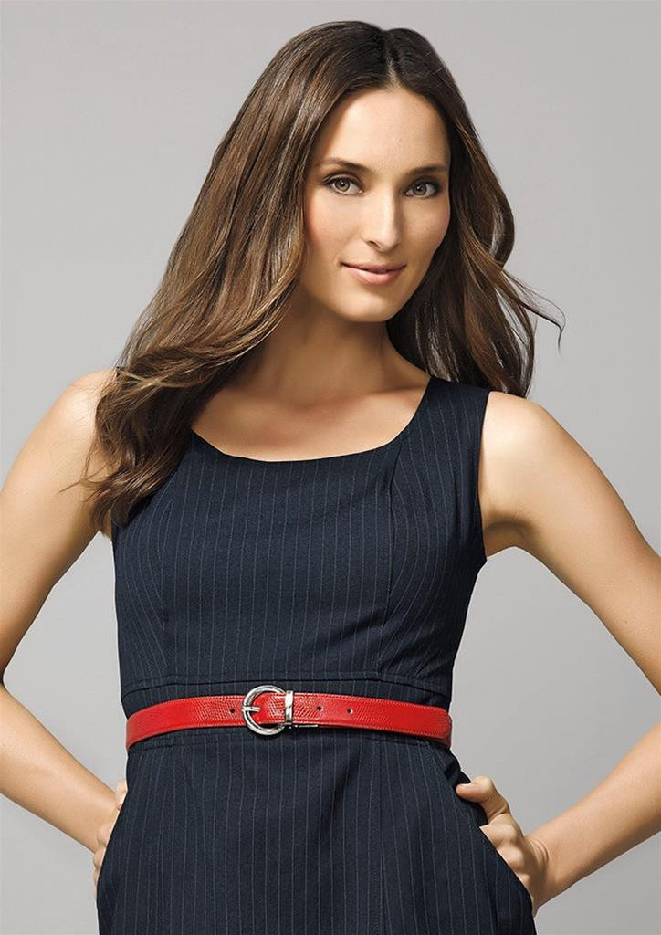 Biz Corporates-Biz Corporates Ladies Leather Reversible Belt--Corporate Apparel Online - 1