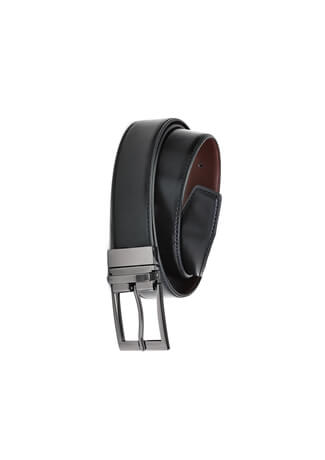 Biz Corporates Mens Leather Reversible Belt (99300)