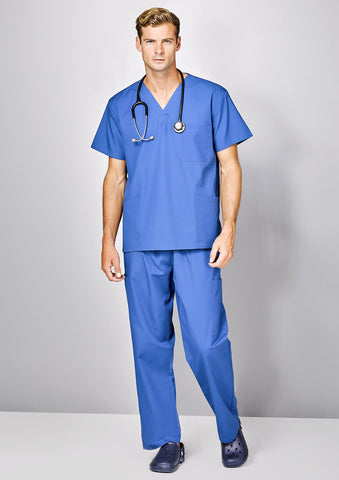 Biz Corporates-Biz Corporate Advatex Unisex Johnson Scrub Pant--Corporate Apparel Online - 1