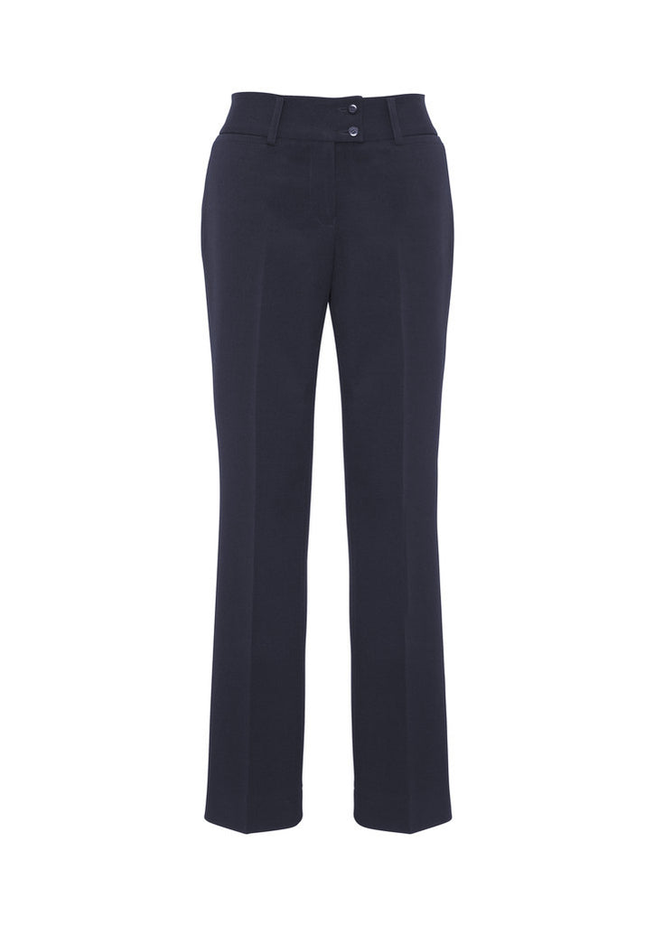 Biz Collection-Biz Collection Ladies Eve Perfect Pant-Navy / 10-Corporate Apparel Online - 3