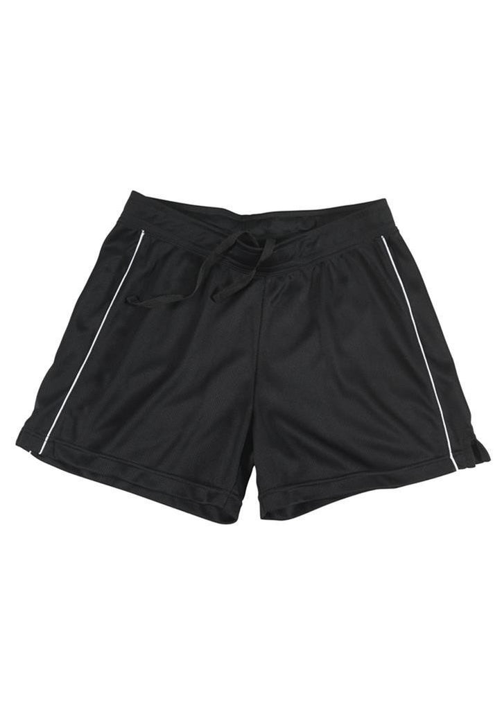 Biz Collection-Biz Collection Ladies Bizcool Shorts-Black / XS-Corporate Apparel Online - 2