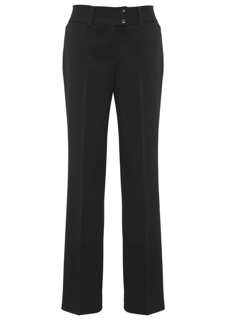 Biz Collection-Biz Collection Ladies Stella Perfect Pant-Black / 8-Corporate Apparel Online - 2