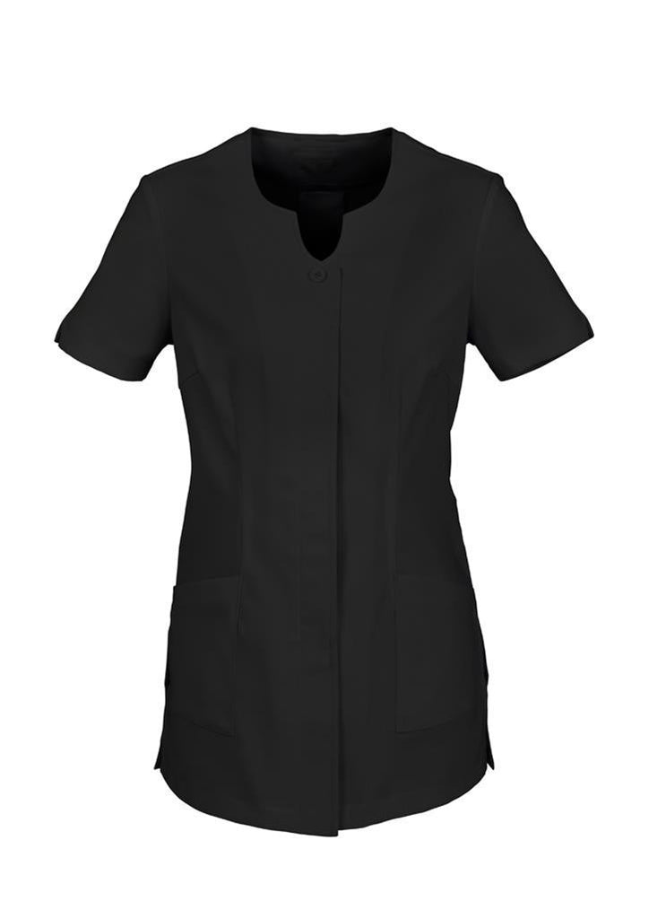 Biz Collection-Biz Collection Ladies Eden Tunic-Black / 6-Corporate Apparel Online - 2