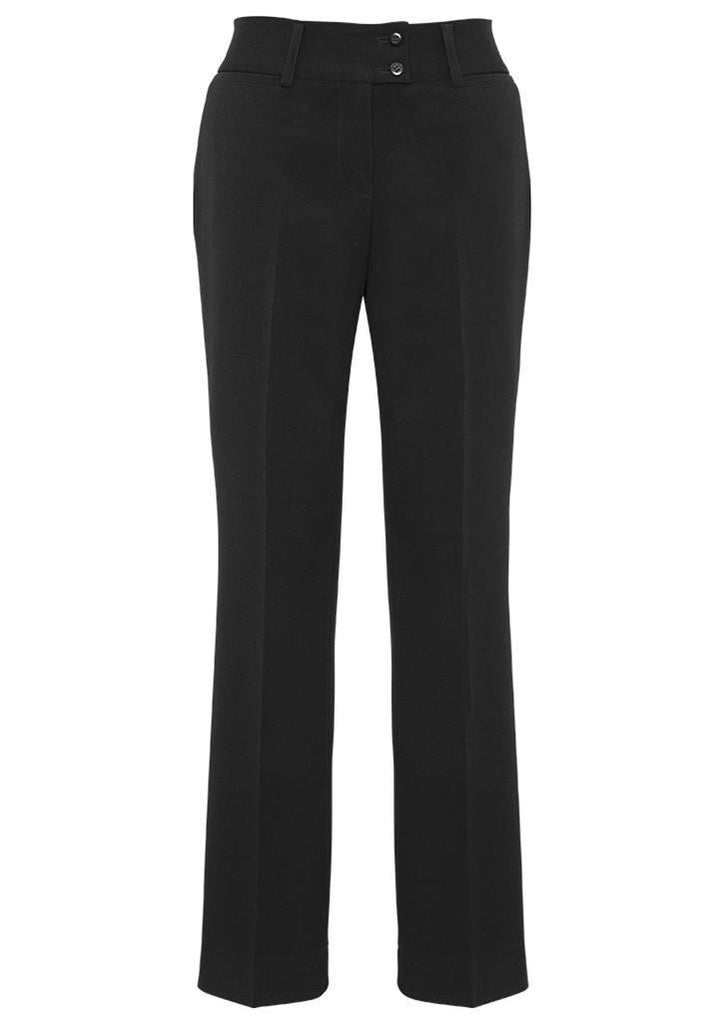 Biz Collection-Biz Collection Ladies Eve Perfect Pant-Black / 10-Corporate Apparel Online - 2