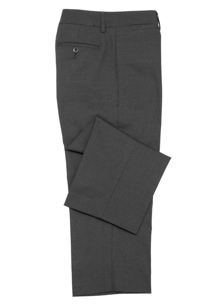 Biz Collection-Biz Collection Ladies Classic 3/4 Pant-Charcoal Marle / 6-Corporate Apparel Online - 3