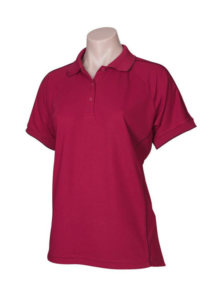 Biz Collection-Biz Collection Ladies Resort Polo-Cherry / 8-Corporate Apparel Online - 3