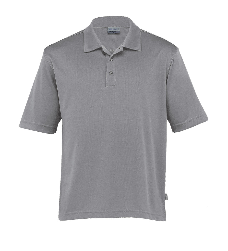 Gear For Life-Gear For Life Dri Gear Mens Axis Polo-Aluminium / M-Corporate Apparel Online - 2