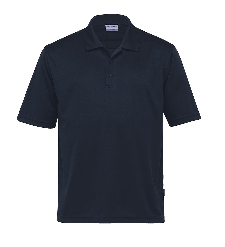 Gear For Life-Gear For Life Dri Gear Mens Axis Polo-Navy / S-Corporate Apparel Online - 4