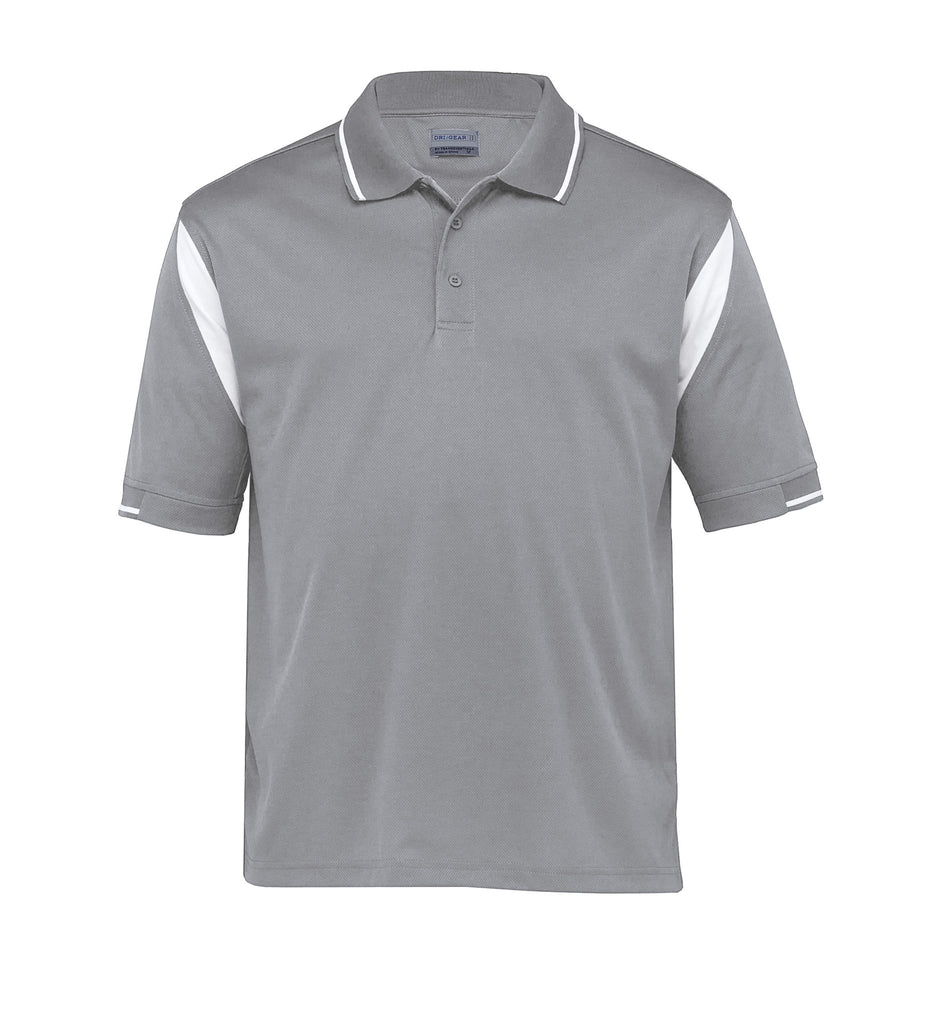 Gear For Life-Gear For Life Dri Gear Insert Polo-Aluminium/White / S-Corporate Apparel Online - 5