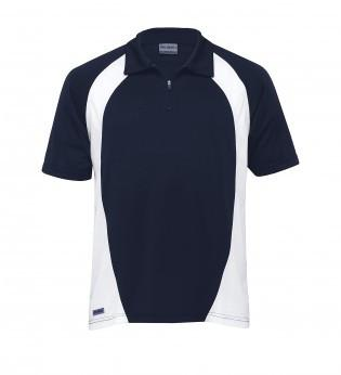 Gear For Life-Gear For Life Dri Gear Mens Active Blitz Polo-Navy/White / S-Uniform Wholesalers - 4