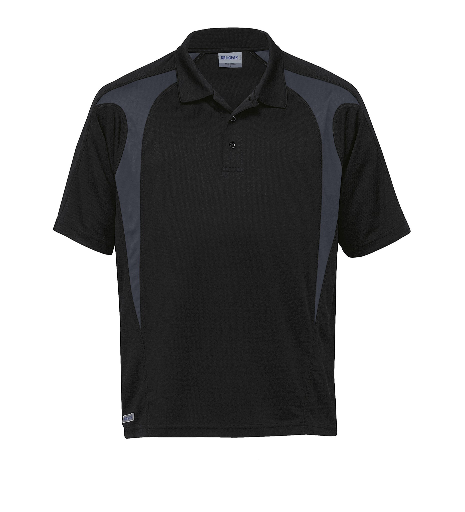 Gear For Life-Gear For Life  Dri Gear Spliced Zenith Polo(1st 8 Colours)--Corporate Apparel Online - 1