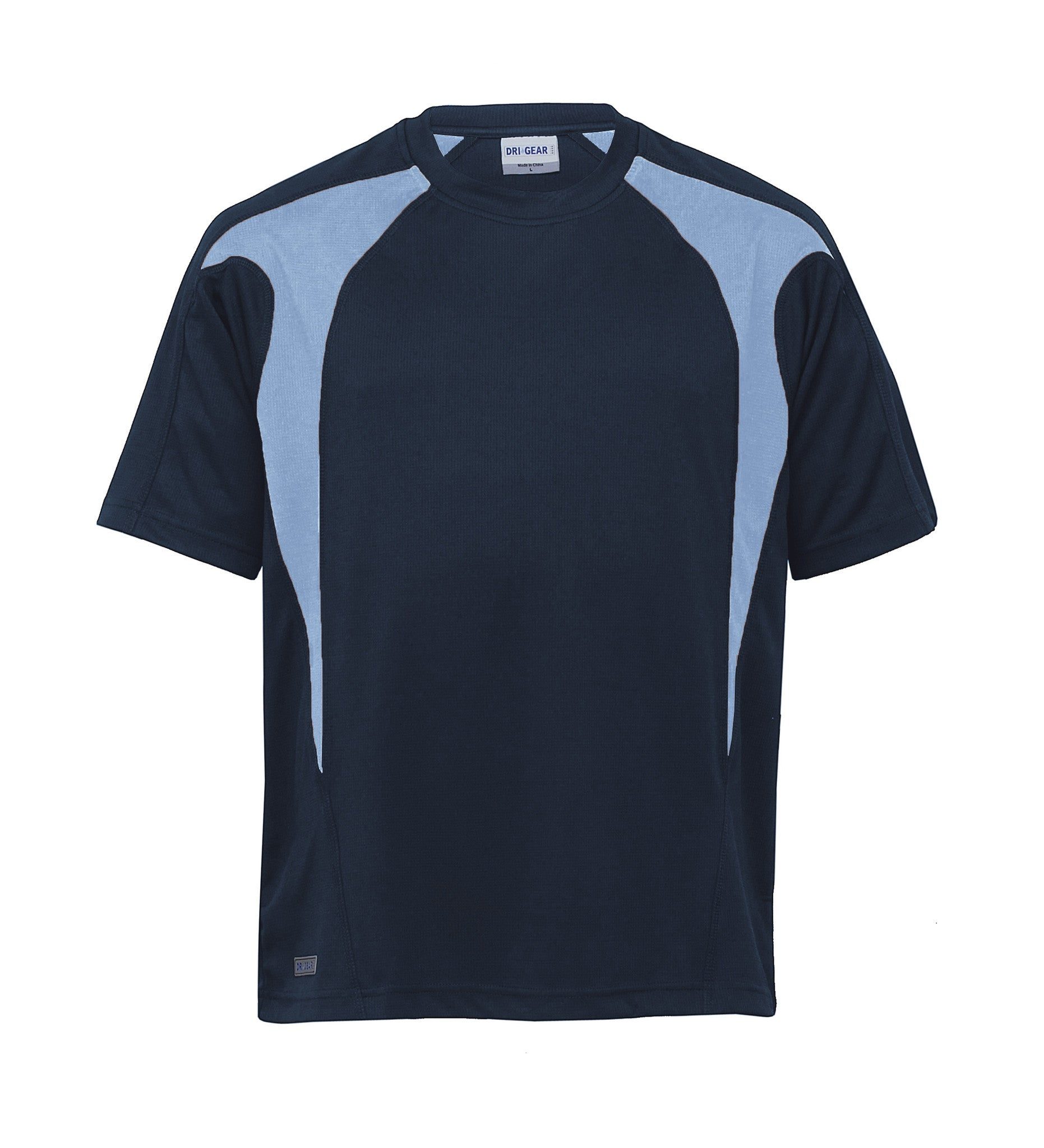 Gear For Life-Gear For Life Dri Gear Spliced Zenith Tee (2nd 8 Colours)--Corporate Apparel Online - 1