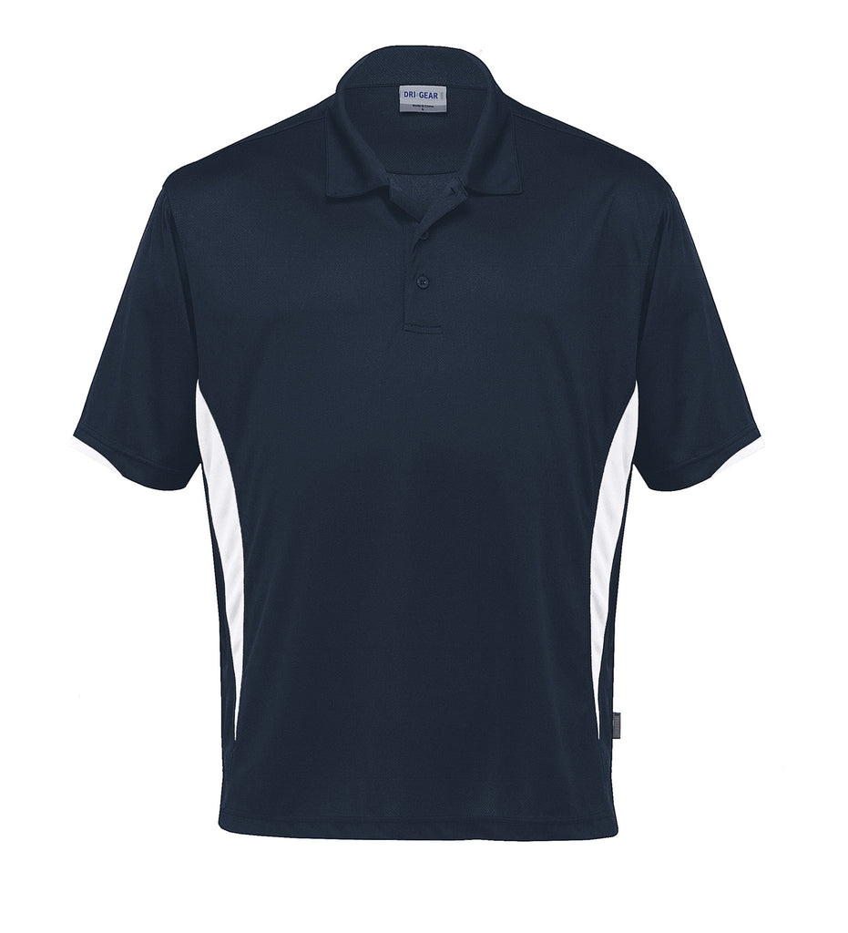Gear For Life-Gear For Life Dri Gear Zone Polo (1st 8 Colours)-Navy/White / 2XS-Corporate Apparel Online - 8