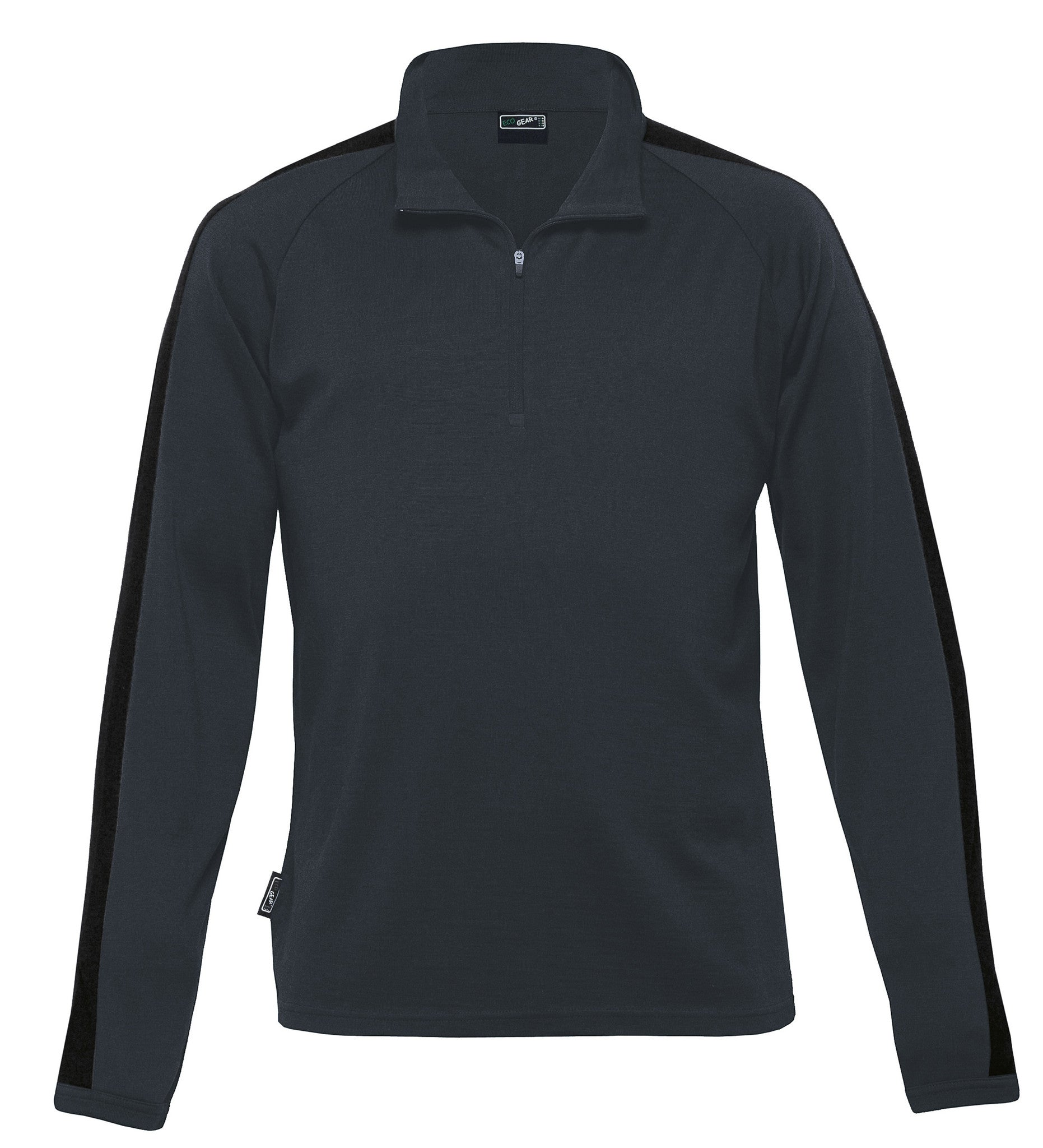 Gear For Life-Gear For Life Merino Contrast Insert Pullover-Mens--Corporate Apparel Online - 1
