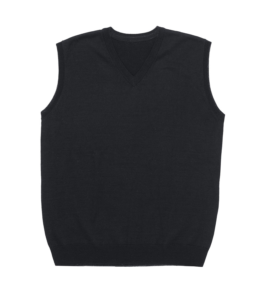 Gear For Life-Gear For Life Merino Fully Fashioned Vest – Mens-Black / S-Corporate Apparel Online - 2