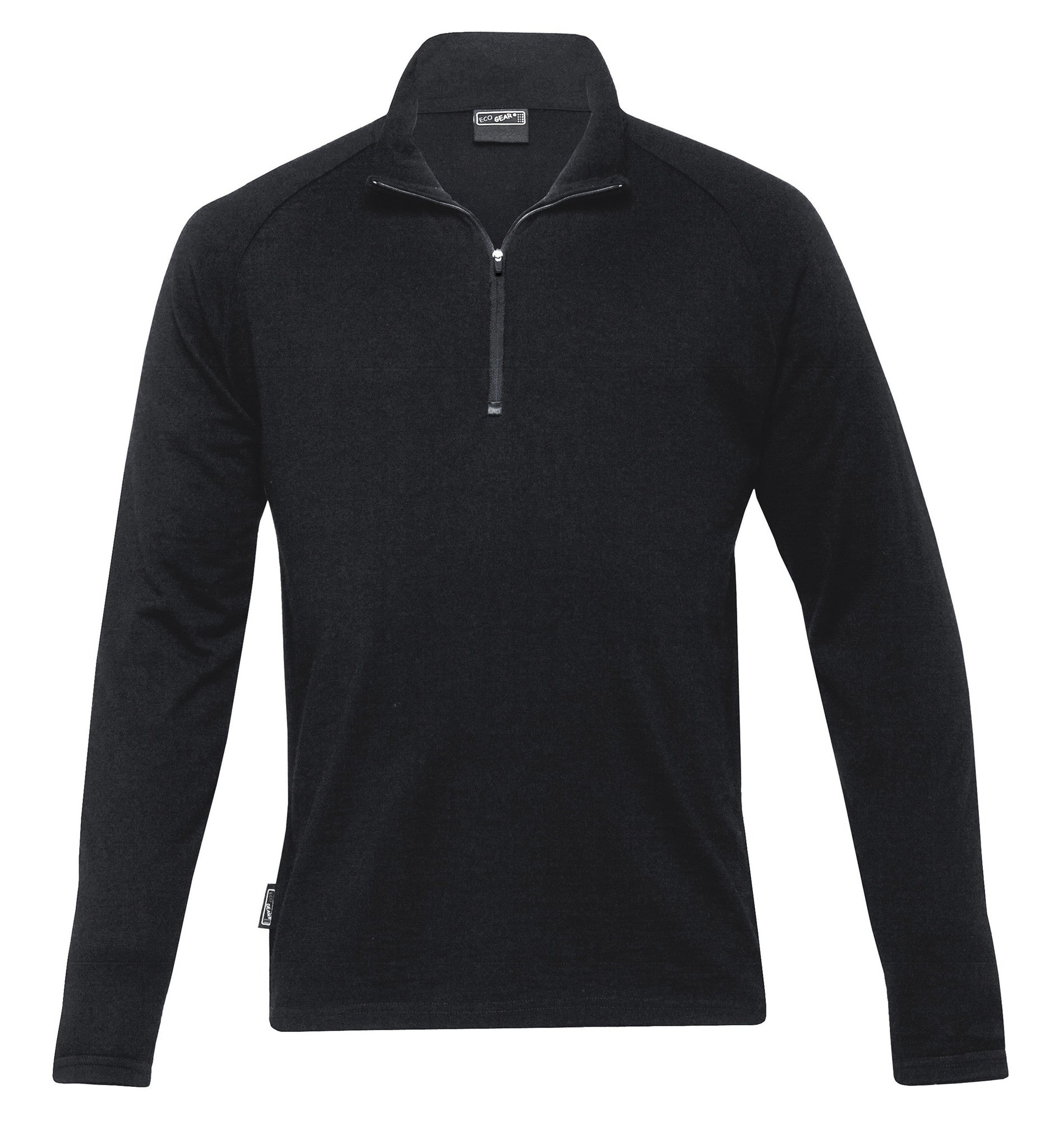 Gear For Life Merino Zip Pullover – Mens (EGMZ)