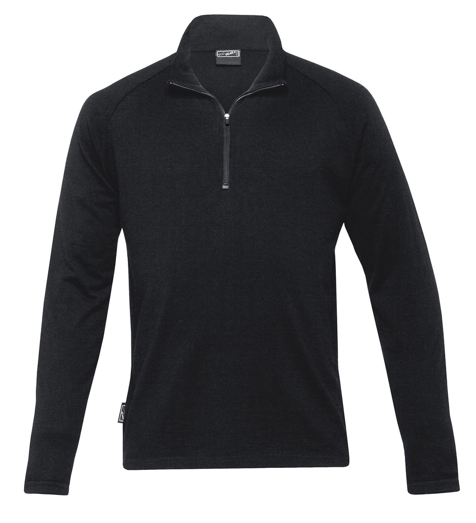Gear For Life-Gear For Life Merino Zip Pullover – Mens--Corporate Apparel Online - 2