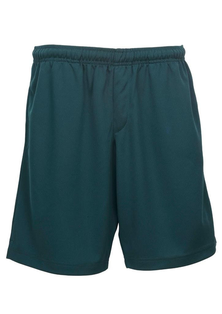 Biz Collection-Biz Collection Kids Bizcool Shorts-6 / Forest-Corporate Apparel Online - 3