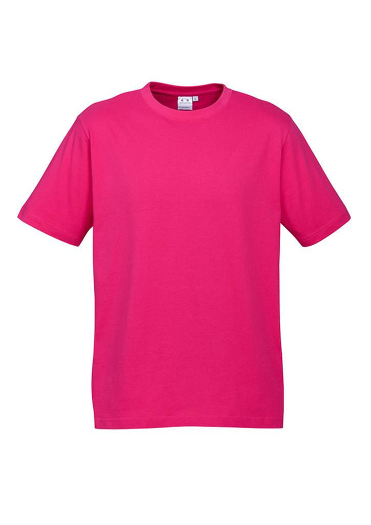 Biz Collection-Biz Collection Mens Ice Tee 1st ( 12 Colour )-Fuchsia / S-Corporate Apparel Online - 6