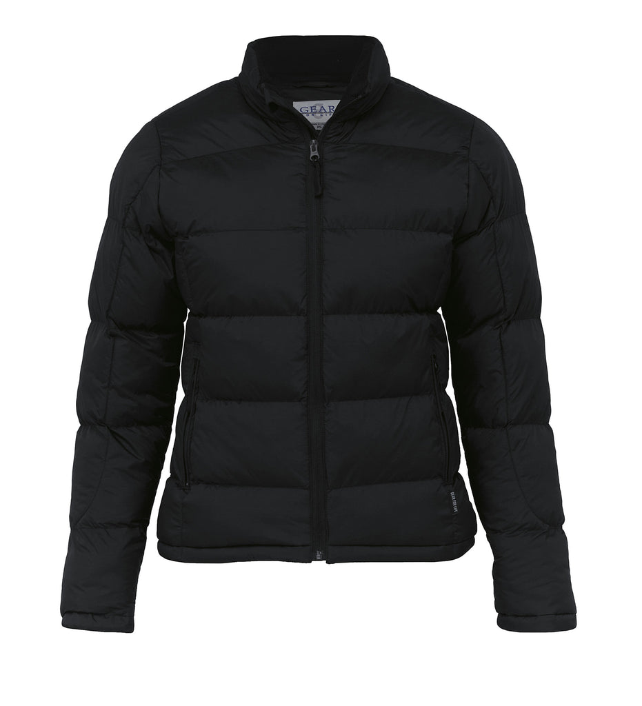 Gear For Life-Gear For Life Glacier Puffa Jacket-Black / XXS-Corporate Apparel Online - 2