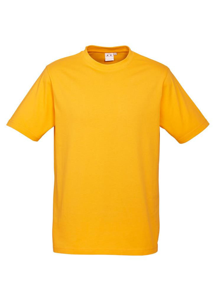 Biz Collection-Biz Collection Mens Ice Tee 1st ( 12 Colour )-Gold / S-Corporate Apparel Online - 7