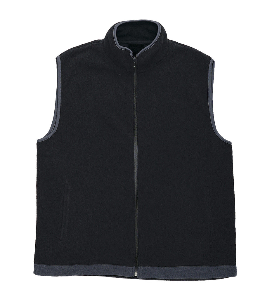 Gear For Life-Gear For Life Mens Ice Vista Vest-Black/Charcoal / S-Corporate Apparel Online - 2