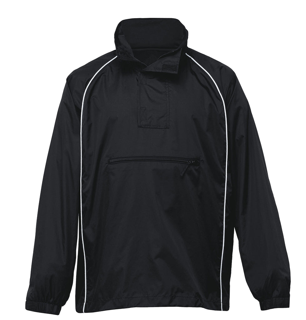 Gear For Life-Gear For Life Nylon Jac Pac(1st 9 Colours)-Black/Black/White / 4XS-Corporate Apparel Online - 6