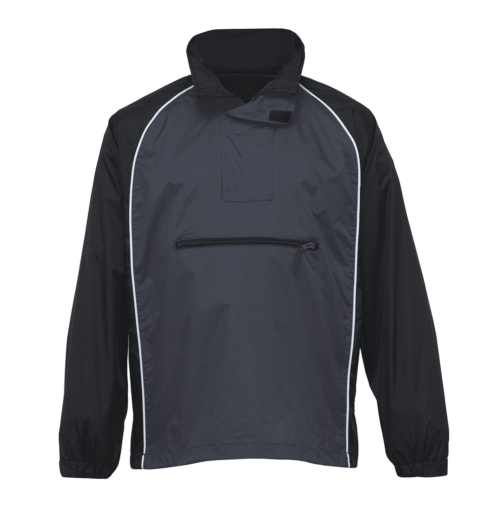 Gear For Life-Gear For Life Nylon Jac Pac(1st 9 Colours)-Black/Charcoal/White / 4XS-Corporate Apparel Online - 2