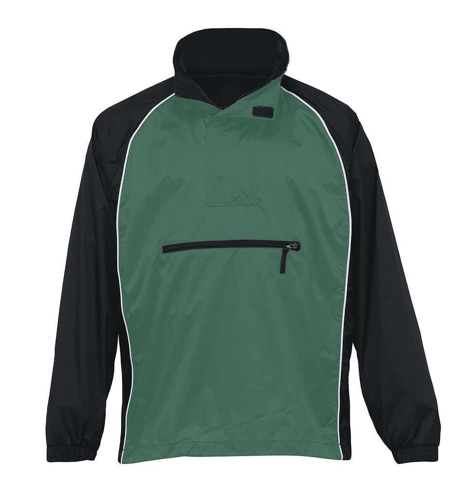 Gear For Life-Gear For Life Nylon Jac Pac(1st 9 Colours)-Black/green/White / 4XS-Corporate Apparel Online - 5