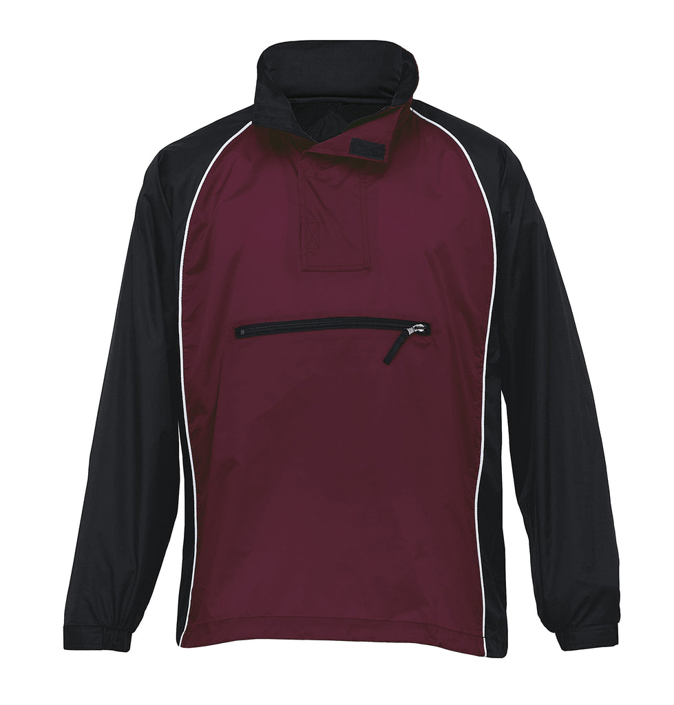Gear For Life-Gear For Life Nylon Jac Pac(1st 9 Colours)-Black/Maroon/White / 4XS-Corporate Apparel Online - 7