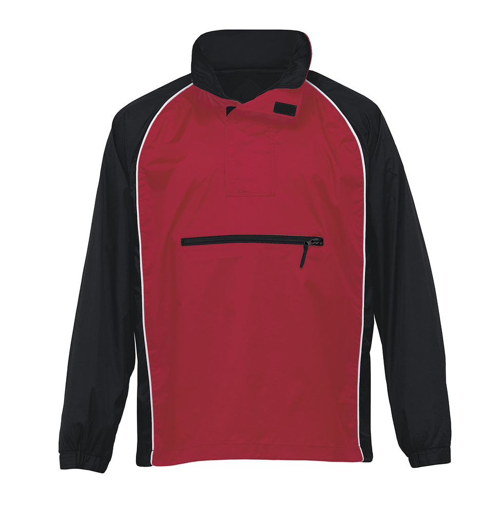 Gear For Life-Gear For Life Nylon Jac Pac(1st 9 Colours)-Black/Red/White / 4XS-Corporate Apparel Online - 10
