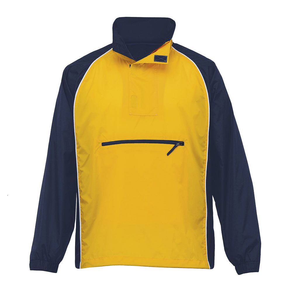 Gear For Life-Gear For Life Nylon Jac Pac(1st 9 Colours)-Navy/Gold/White / 4XS-Corporate Apparel Online - 8