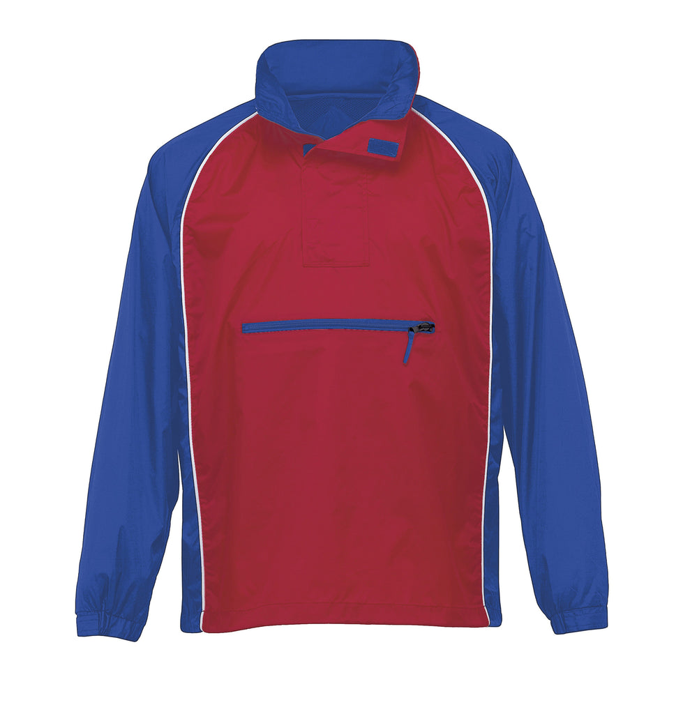 Gear For Life-Gear For Life Nylon Jac Pac(2nd 1 Colours)-Royal/Red/White / 4XS-Corporate Apparel Online - 2
