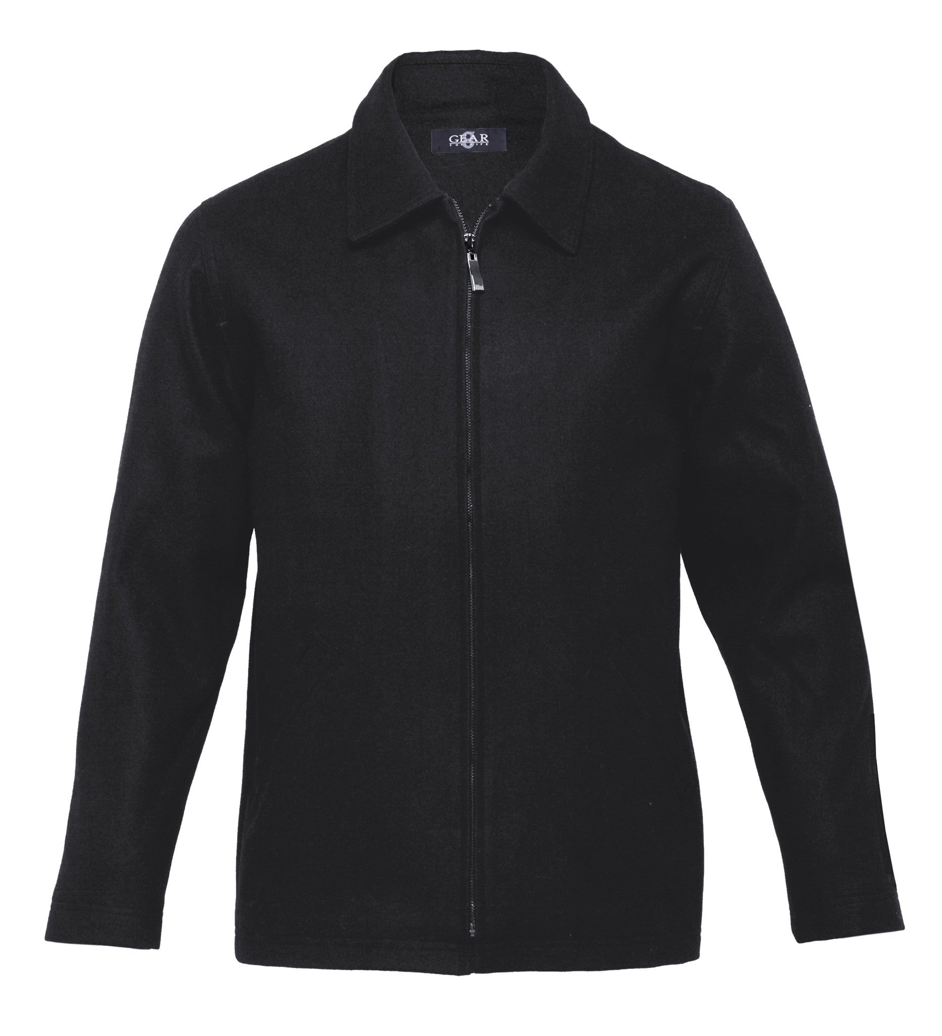 Gear For Life-Gear For Life Melton Wool Ceo Jacket – Mens--Corporate Apparel Online - 1