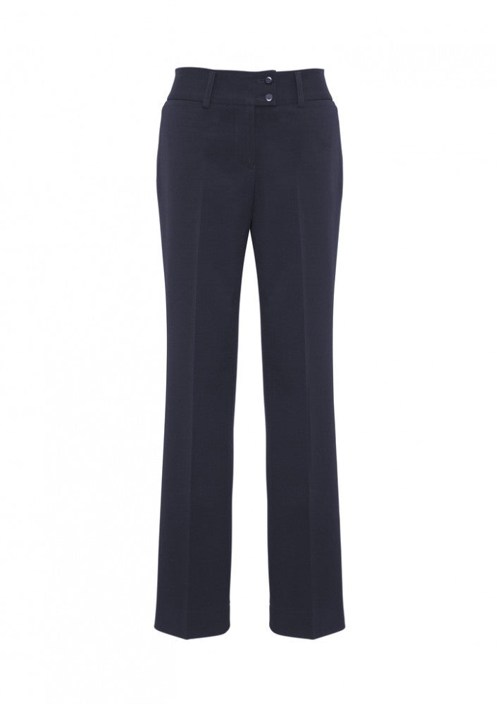 Biz Collection-Biz Collection Ladies Stella Perfect Pant-NAVY / 8-Corporate Apparel Online - 3