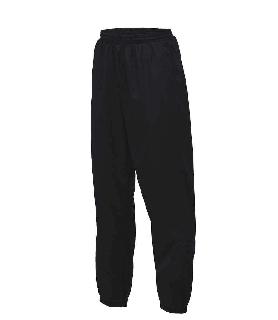 Gear For Life-Gear For Life Unisex Nylon Trackpants-Black / 4XS-Corporate Apparel Online - 2