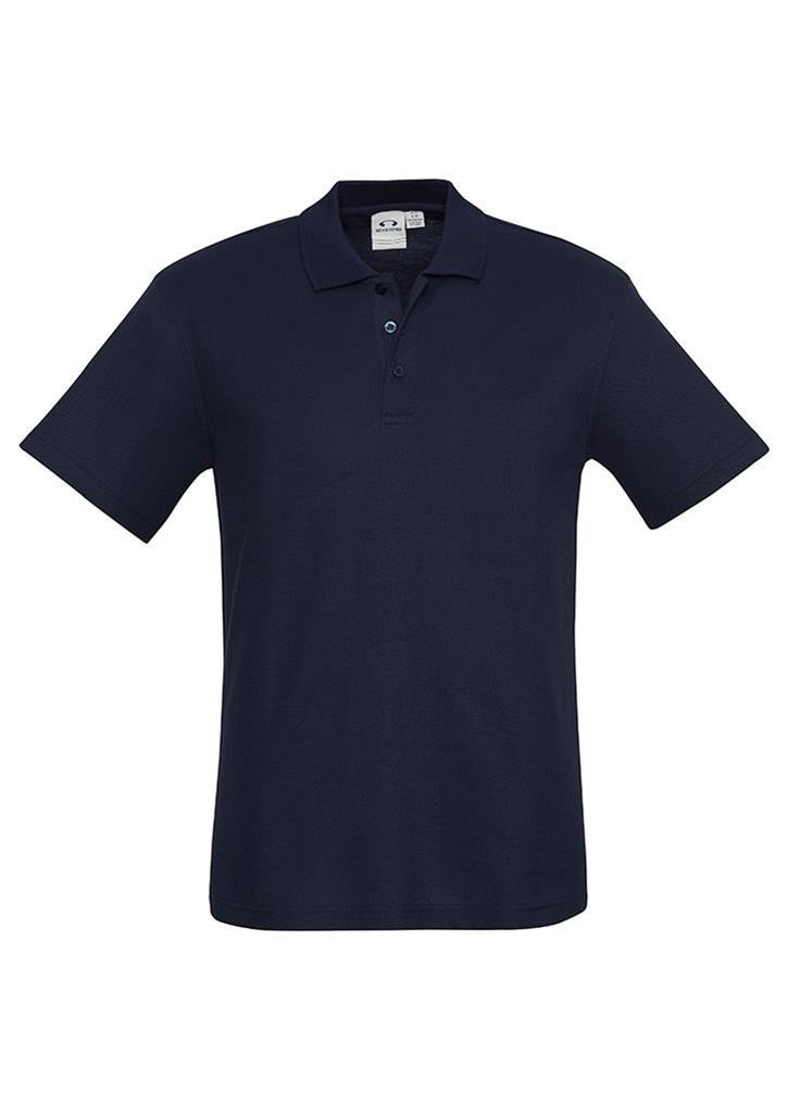 Biz Collection-Biz Collection Mens Crew Polo(1st 10 colours)-Navy / S-Corporate Apparel Online - 6