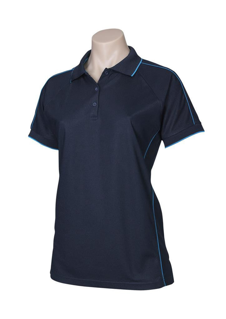 Biz Collection-Biz Collection Ladies Resort Polo-Navy / 8-Corporate Apparel Online - 5