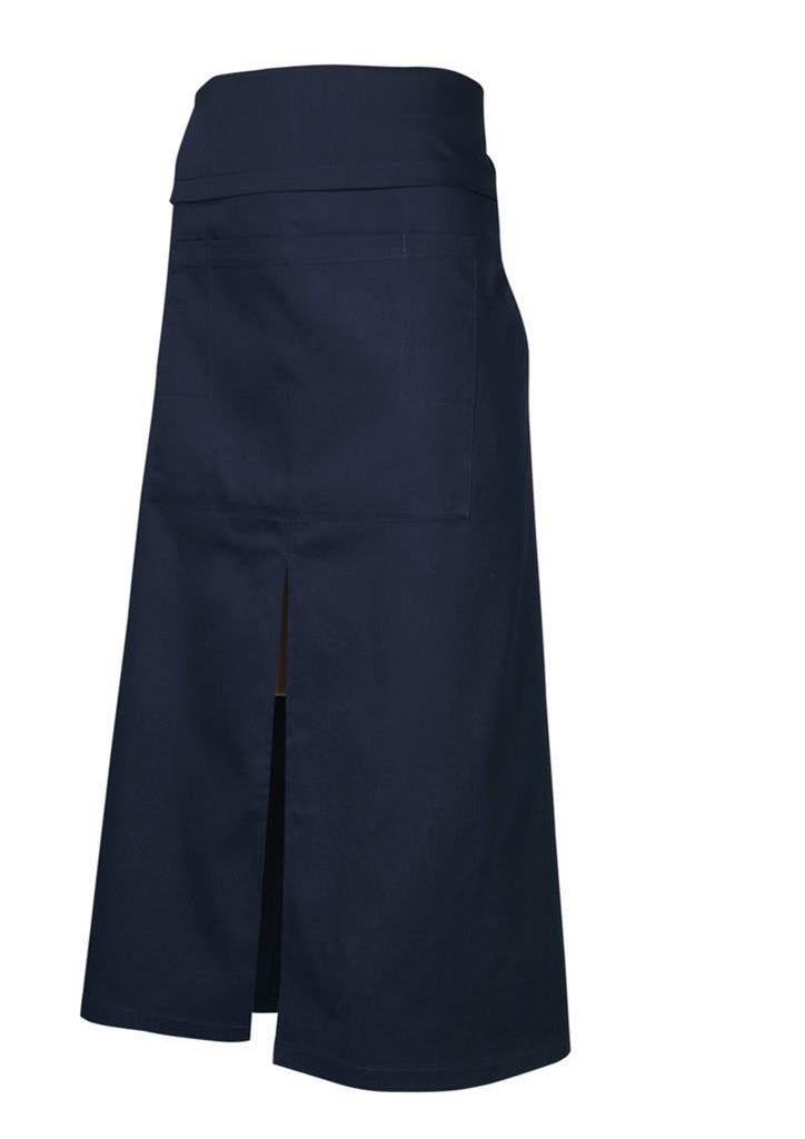 Biz Collection-Biz Collection Continental Style Full Length Apron-Navy / 86 x 86-Corporate Apparel Online - 4