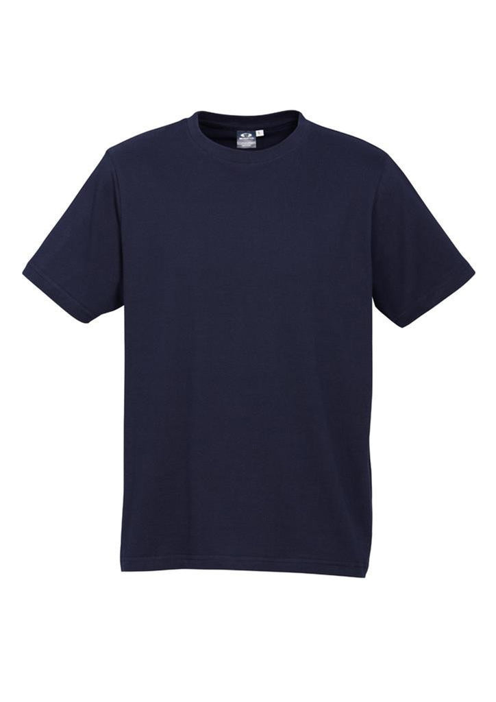 Biz Collection-Biz Collection Mens Ice Tee 1st ( 12 Colour )-Navy / S-Corporate Apparel Online - 12
