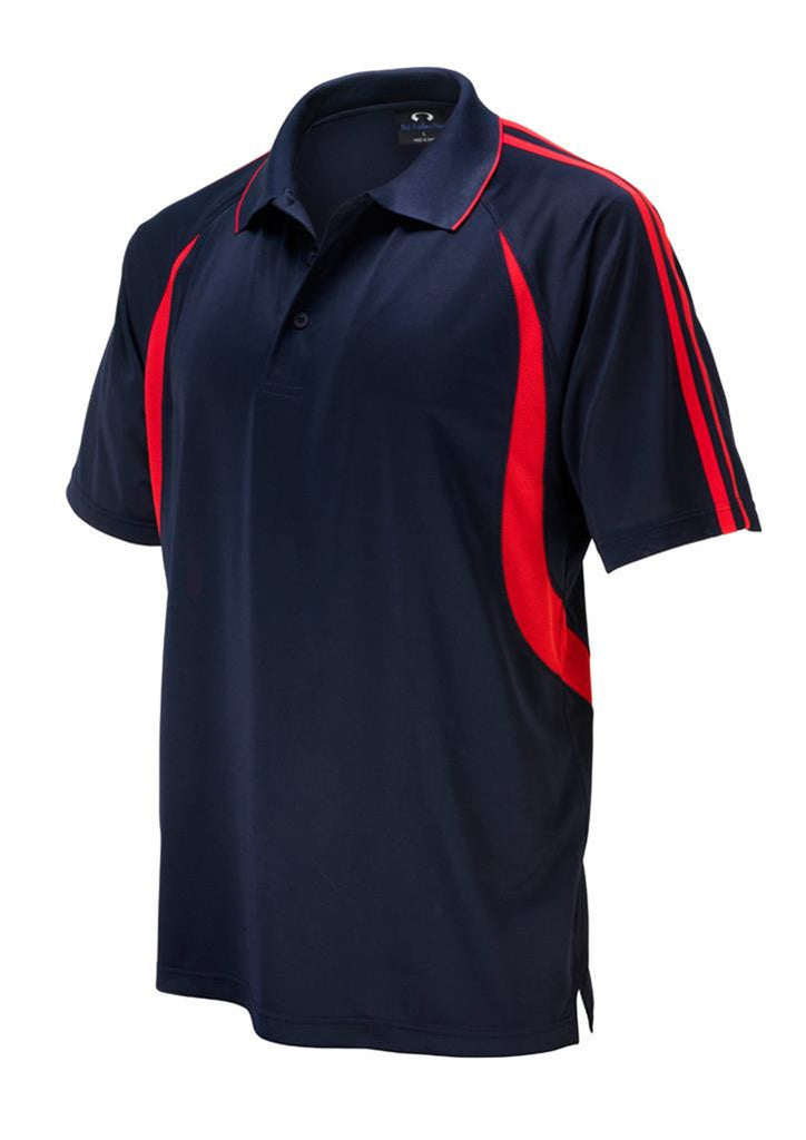 Biz Collection-Biz Collection Kids Flash Polo 1st ( 10 colour)-Navy / Red / 4-Corporate Apparel Online - 10